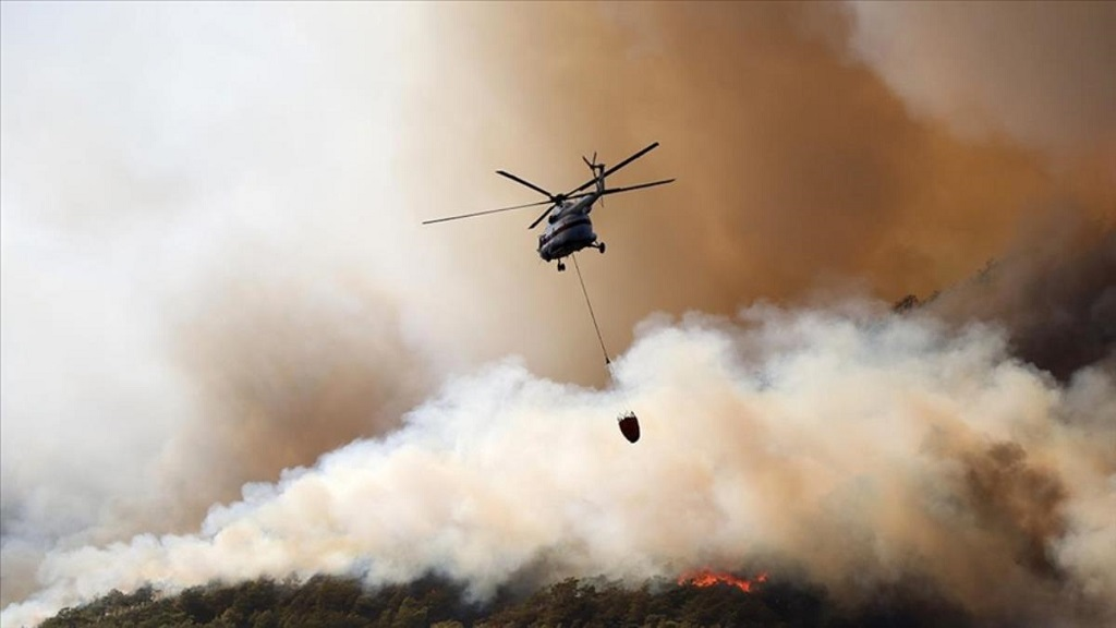 Yangın esnasına ne yapılmalı?